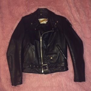 Jackets & Blazers - Schott NYC perfecto leather motorcycle jacket
